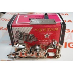 Alat lubang Kancing YS STAR YS-4454 JAPAN Mesin Tradisional