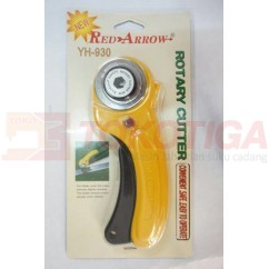 Rotary Cutter 45mm Red Arrow YH 930 Alat Potong Bahan