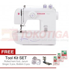 Singer 1306 START Free Tool Kit Set TOKO TIGA