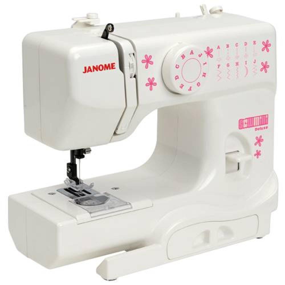 mini janome sewing machine