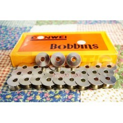 Bobbins / Spool / Bobbin Besi Mesin Jahit Jarum 1 High Speed Industri