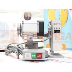 Dinamo Mesin Jahit Industri 550 Watt YUASA (Energy Saving Servo Motor)