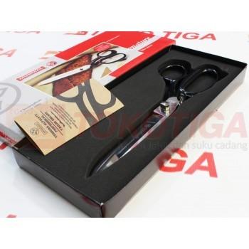 """Gunting Mundial Serra 9"""" Potong Bahan Kain Original Made In Brazil"""