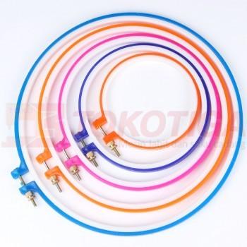 Bidangan Jahit Bordir / Embroidery Hoops / Quilting / Rajut Tangan