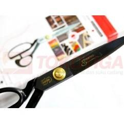 """Gunting Potong Bahan Kain / Tailor Scissors Simanco (Japan) 10"""""""