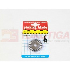 Pinking Blade - Refill Rotary Cutter 45mm